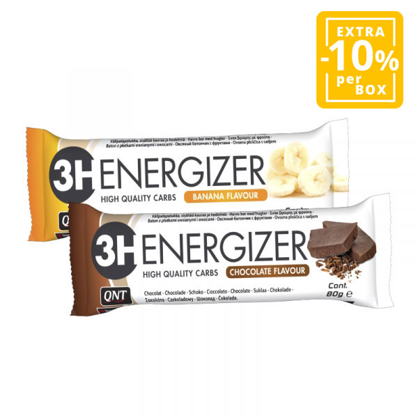 QNT 3H Energizer Bar (rok.up.12/2019) (85 g)