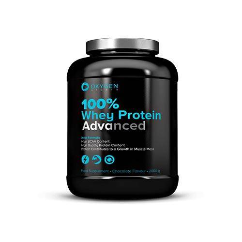Okygen 100% Whey Protein Advanced  (2000 g)