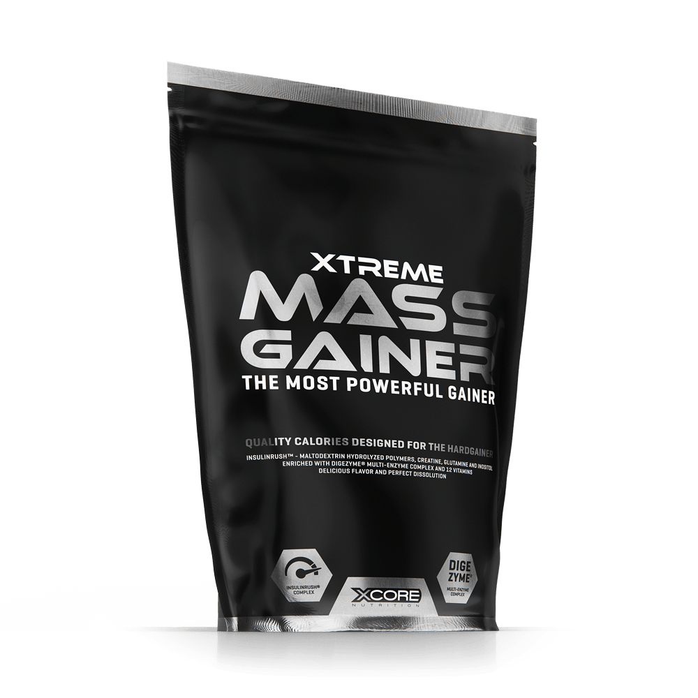Xcore Xtreme Mass Gainer SS*  (2722 g)