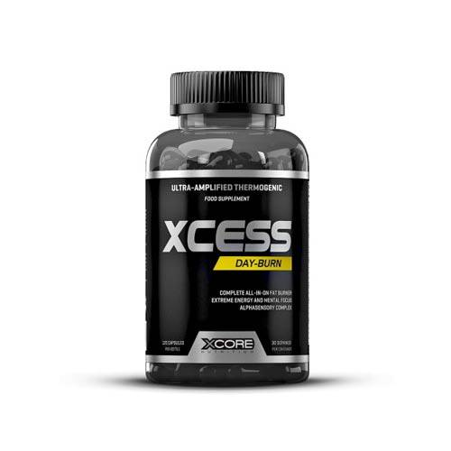 Xcore Xcess Day Burn*  (120 kaps.)