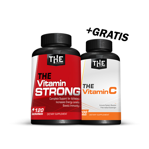 THE Vitamin Strong (120 tab.)