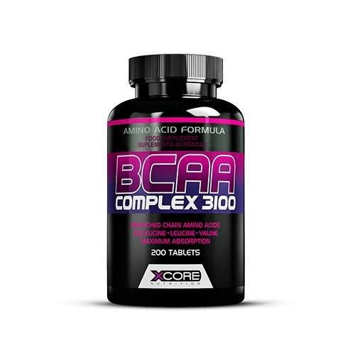 Xcore BCAA Complex 3100* (200 tab.)
