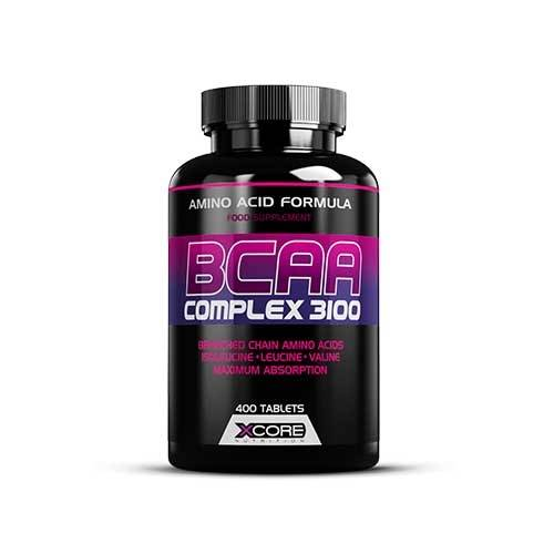 Xcore BCAA Complex 3100* (400 tab.)