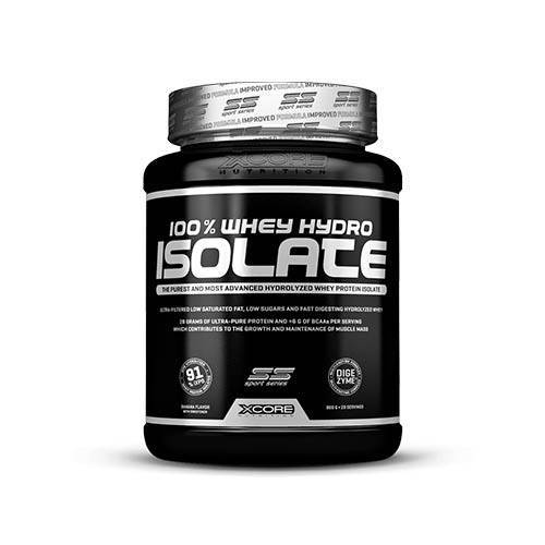 Xcore 100% Whey Hydro Isolate SS (900 g)