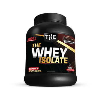 THE Whey Isolate (2000 g)