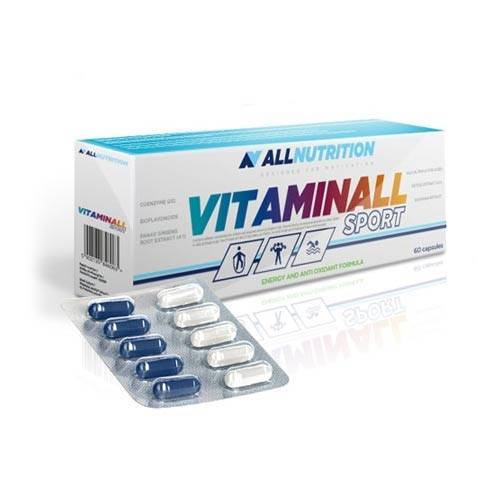 Allnutrition Vitaminall Sport (60 caps.)