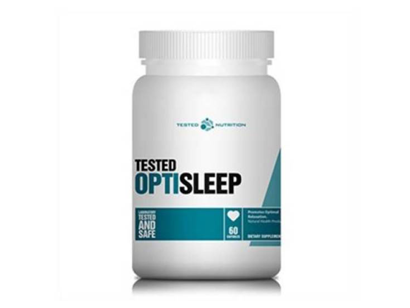 Tested Opti-Sleep* (60 tab.)