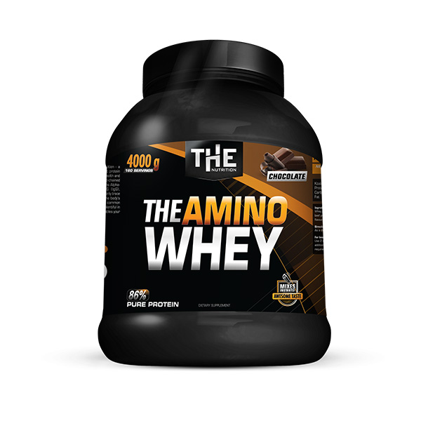 THE Amino Whey (4000 g)