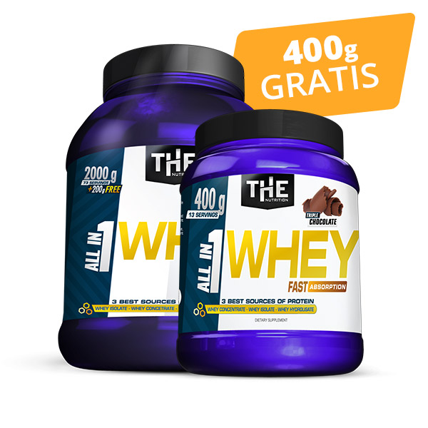 All in 1 WHEY (2200 g)