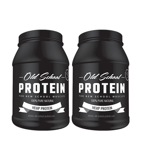 OSP HEMP PROTEIN 2-PACK