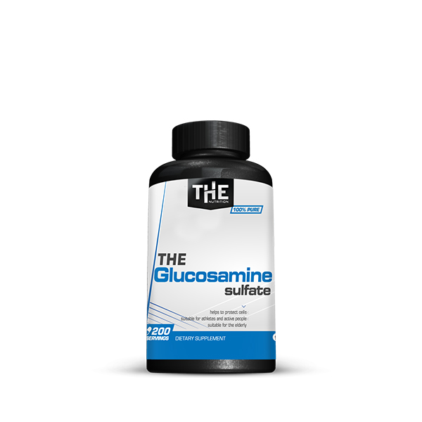THE Glucosamine Sulphate (200 tabs.)