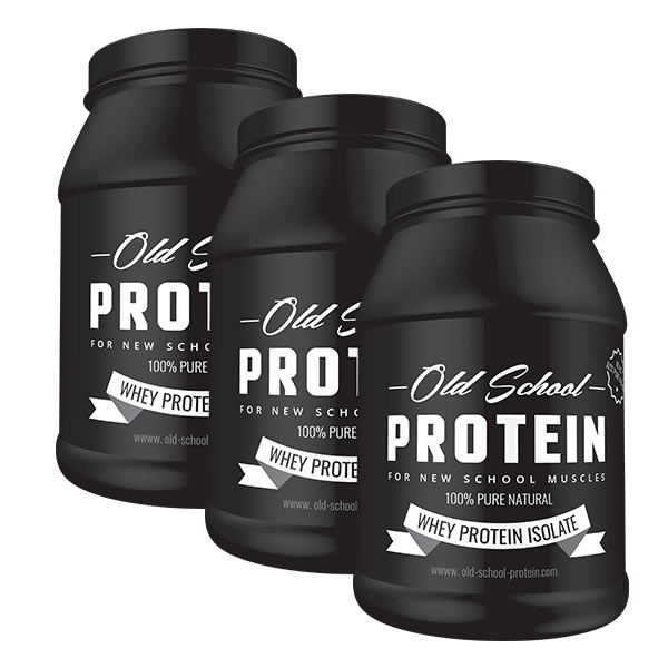OSP WHEY ISOLATE 3-PACK