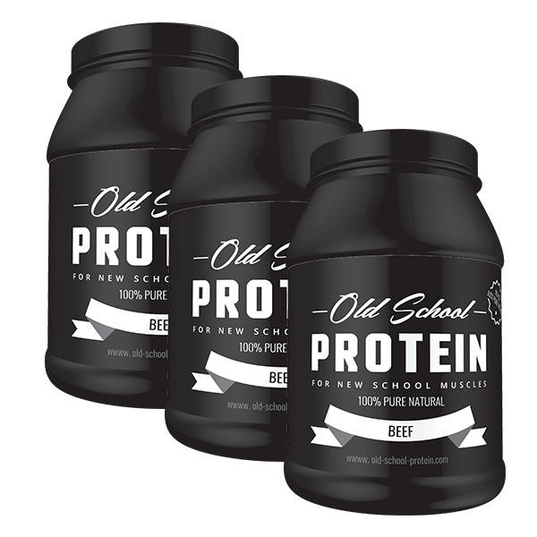 OSP BEEF PROTEIN 3-PACK