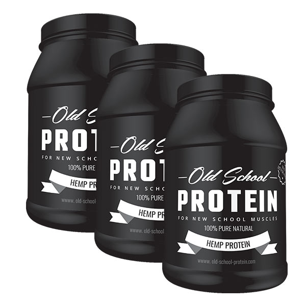 OSP HEMP PROTEIN 3-PACK