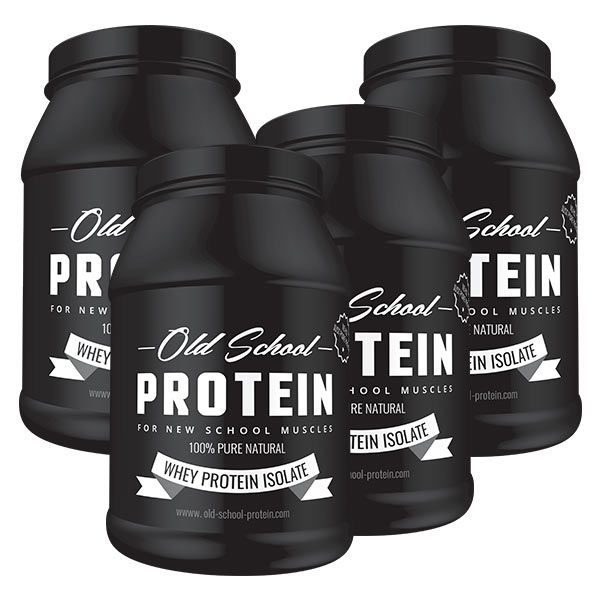 OSP WHEY ISOLATE 4-PACK