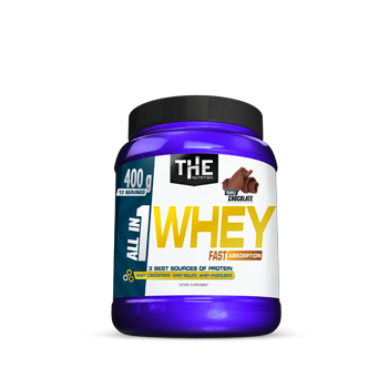 All in 1 WHEY (400 g)