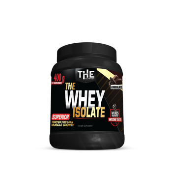 THE Whey Isolate (400 g)