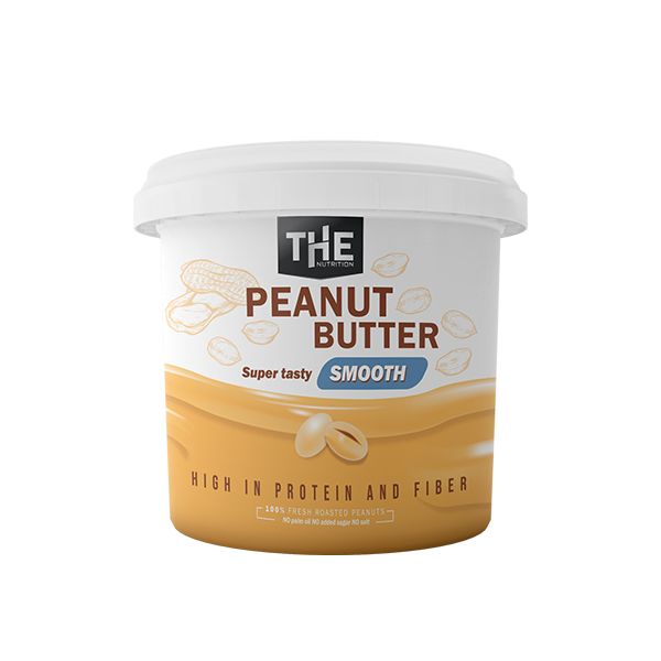 THE Peanut Butter Smooth - NOVO! (1000 g)