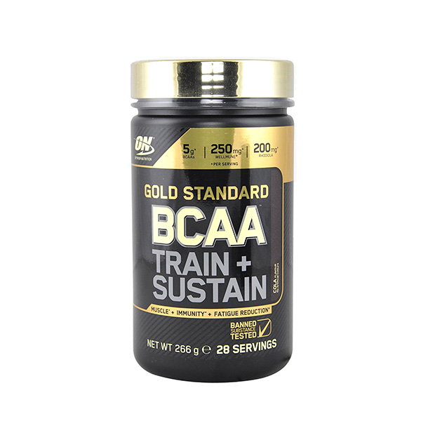 Optimum Gold Standard BCAA™ Train & Sustain* (266 g)