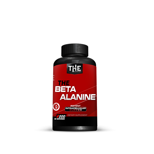 THE Beta-Alanine (200 kaps.)