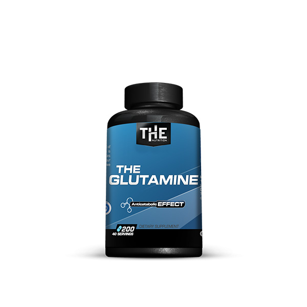 THE Glutamine* (200 kaps.)