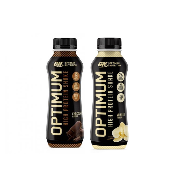 Optimum High Protein Shake (330ml)