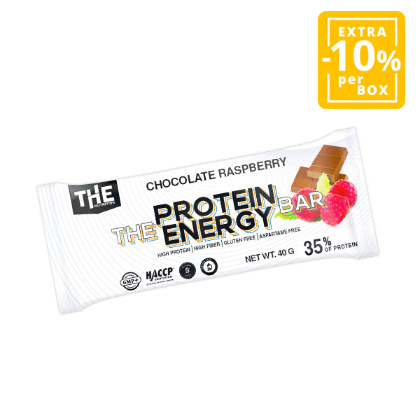 THE PROTEIN Energy Bar - NOVO! (40 g)