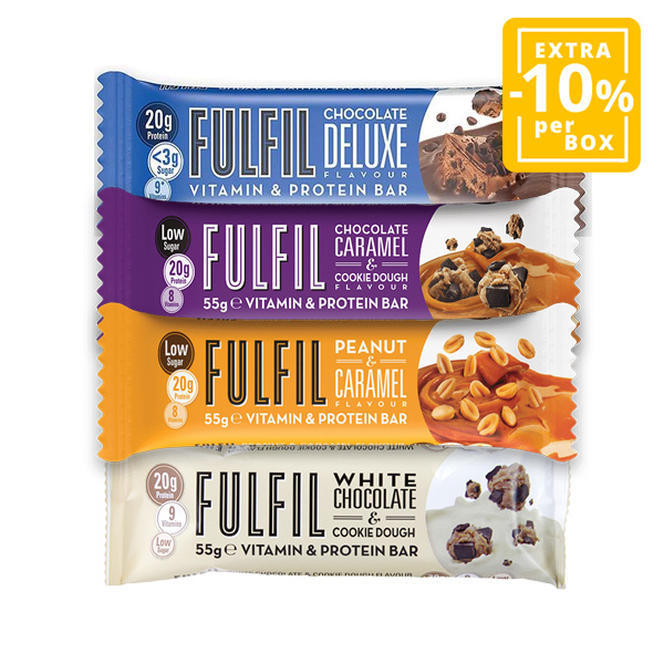 Fulfil Vitamin Protein Bar (55 g)