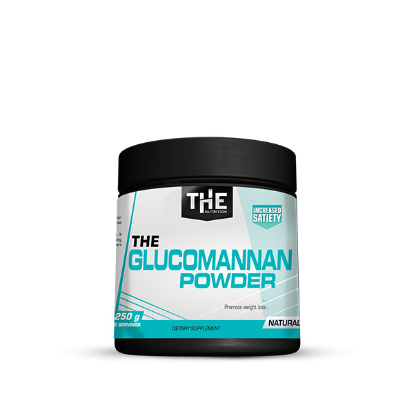 THE Glucomannan Powder (250 g)