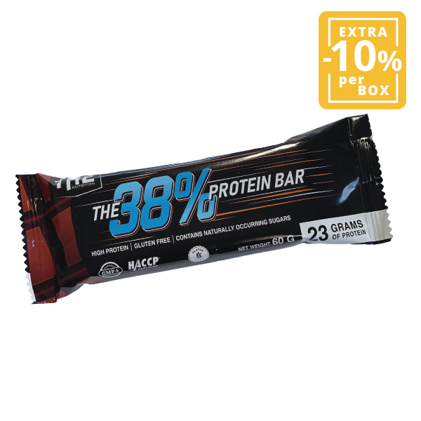 THE 38% PROTEIN Bar - LIMITED EDITION (60 g)