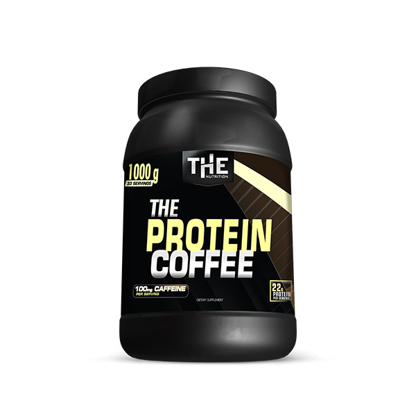 THE Protein Coffee (1000 g)