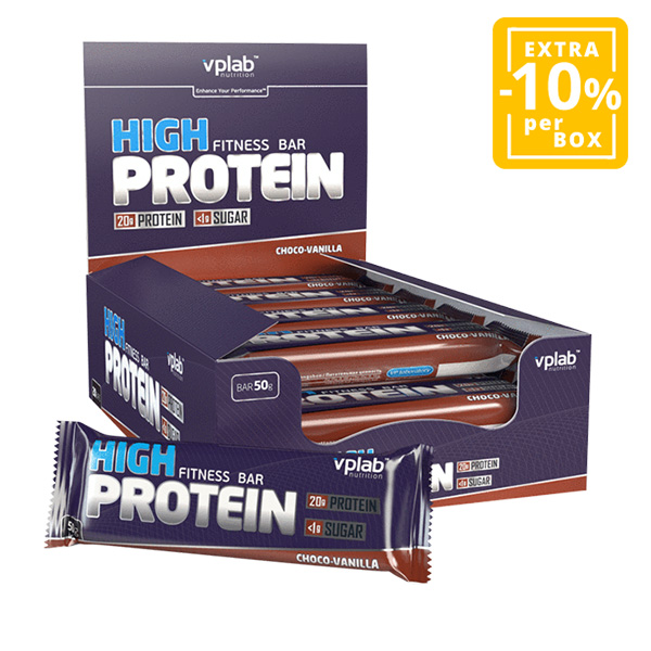 VPLAB High Protein Bar (50 g)