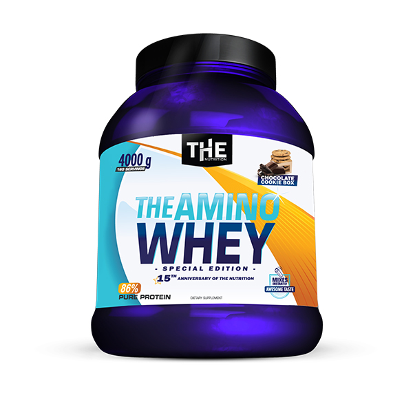 THE Amino Whey Special Edition (4000 g)