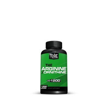 THE Arginine/Ornithine 850 (200 kaps.)