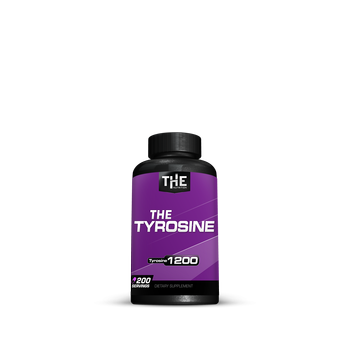 THE Tyrosine 1200 (200 kaps.)