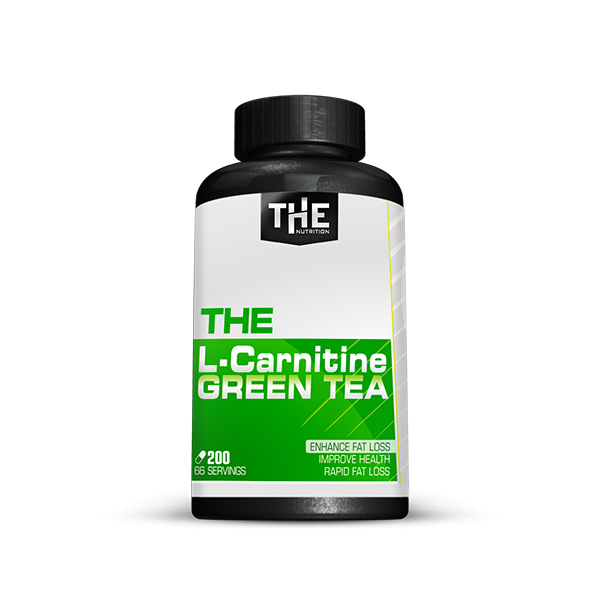 THE L-Carnitine + Green Tea (200 kaps.)