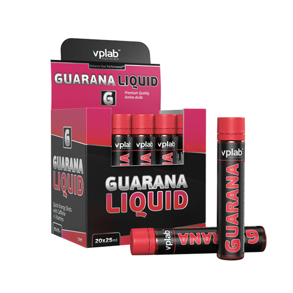 VP LAB Guarana ( rok.uporabe 31.1.2020) (25 g, 25 ml)
