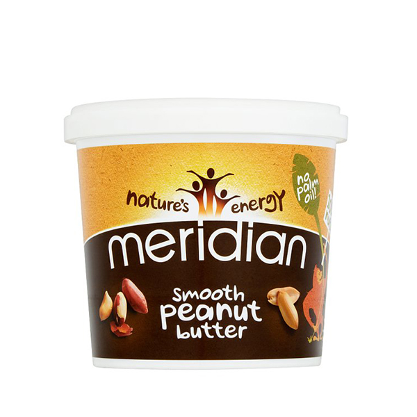 MERIDIAN Organic Peanut Butter Smooth  (1000 g)