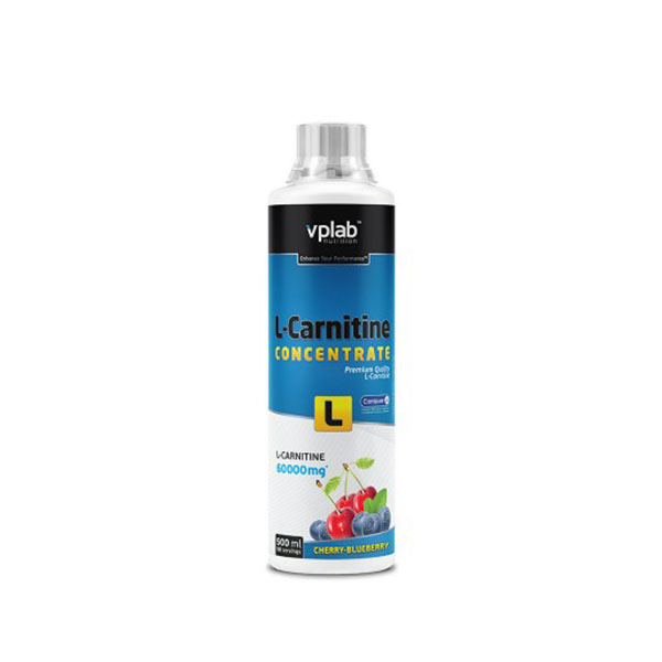 VP Lab L-Carnitine Concentrate* (1000 g, 100 odmerkov)