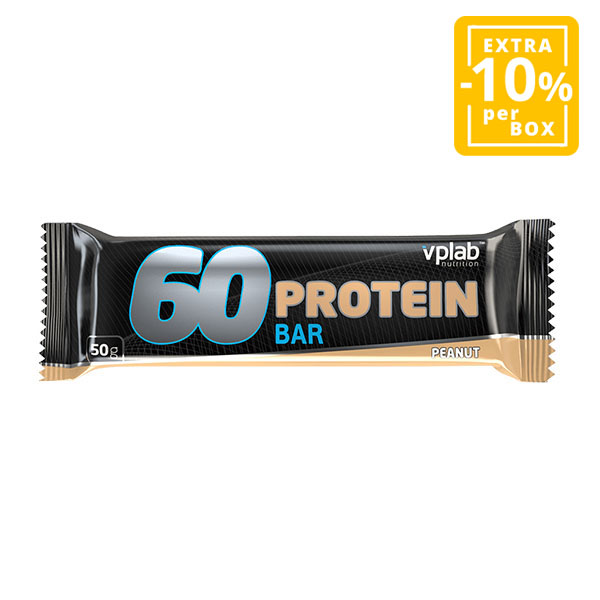VP LAB 60% Protein Bar (100 g)