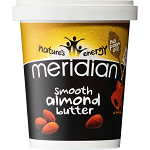 MERIDIAN Smooth Almond Butter 100% (454 g)