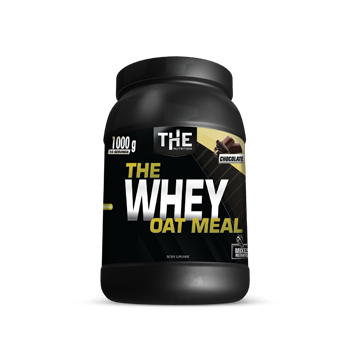 THE Whey Oat Meal (1000 g)