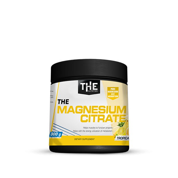 THE Magnesium Citrate (300 g)