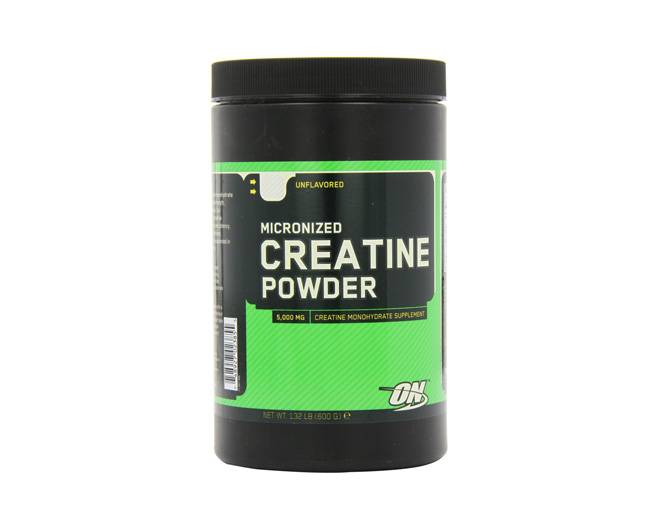 Optimum Creatine Powder (600 g)