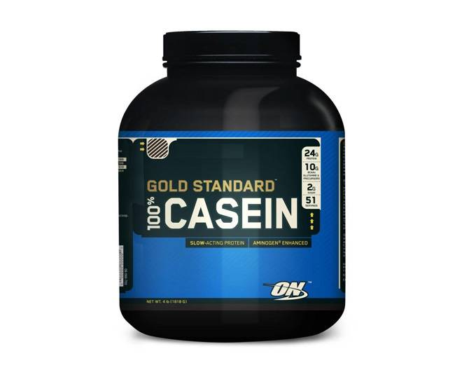 Optimum Gold Casein 100%  (1818 g)