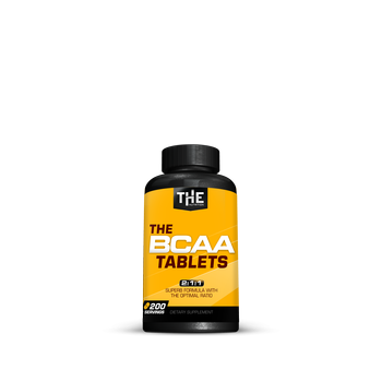 THE BCAA (200 tab.)