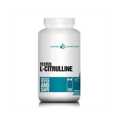 Tested L-Citrulline Malate (240 kaps.)