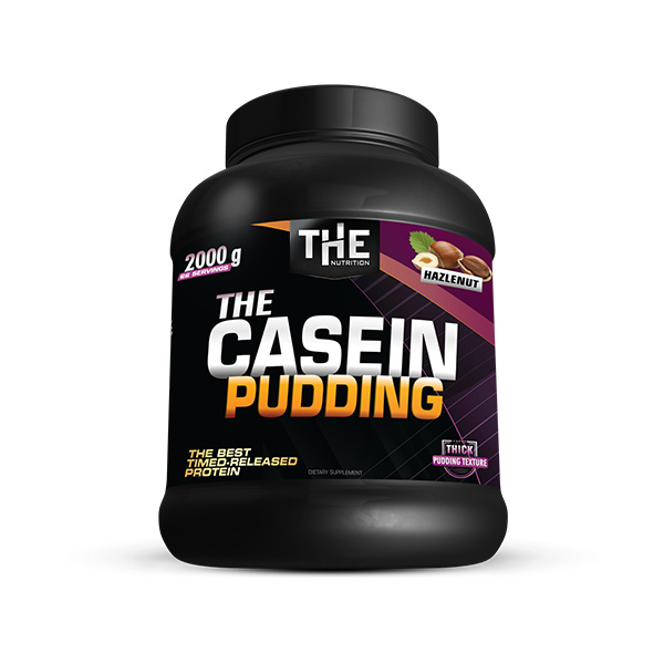 THE Casein Pudding (2000 g)