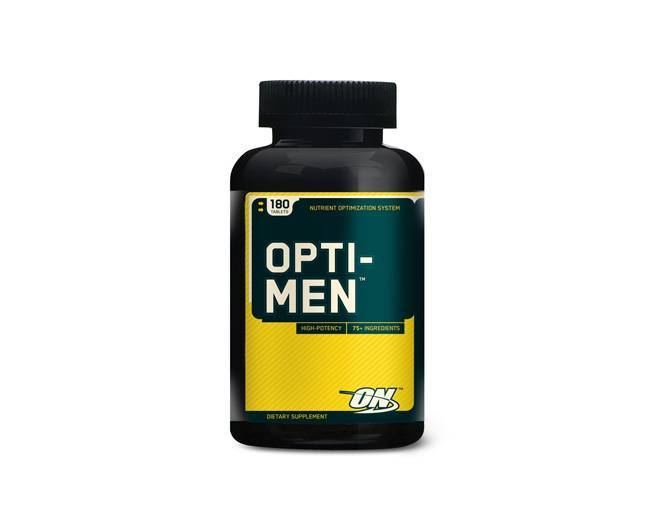 Optimum Opti Men  (180 tab)