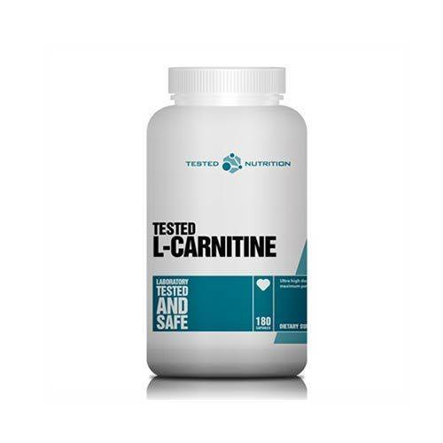 Tested L-Carnitine (180 caps.)